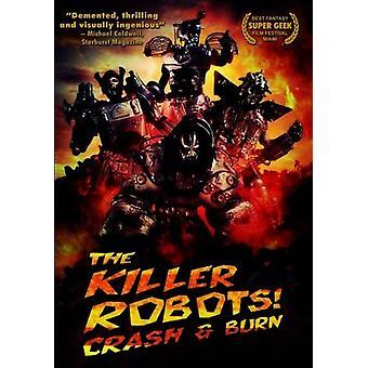 Importazione di robot killer [DVD] Stati Uniti d'America