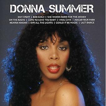 Donna Summer - Icon [CD] USA import