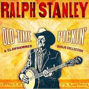 Ralph Stanley - Old-Time Pickin': A Clawhammer Banjo Col [CD] USA import