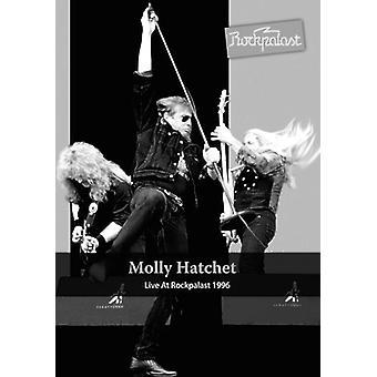 Molly Hatchet - Live à l'importation USA Rockpalast [DVD]