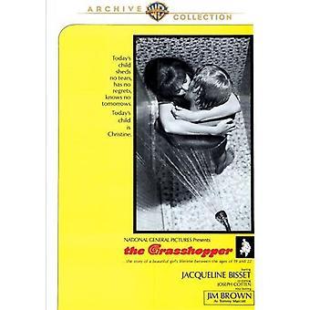 Importação de EUA gafanhoto [DVD]