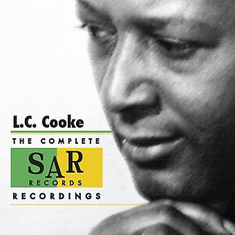 L.C. Cooke - L.C. Cooke: Complete Sar Records Recordings [CD] USA import