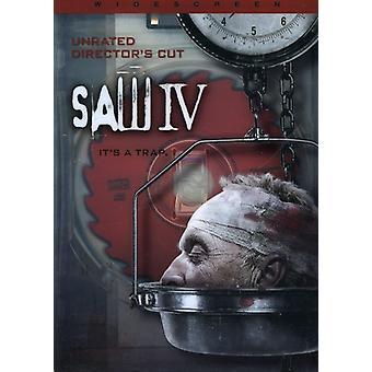 Såg 4 [DVD] USA import