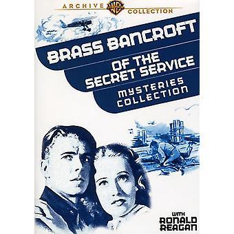Importer des cuivres Bancroft des États-Unis Service Secret [DVD]