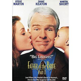 Father of the Bride 2 [DVD] USA import