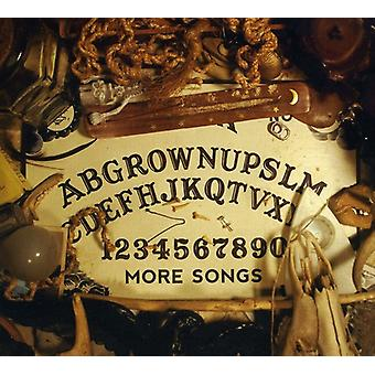 Grown Ups - More Songs [CD] USA import