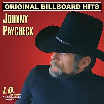 Johnny Paycheck - Original Billboard Hits [CD] USA import
