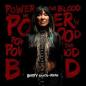 Buffy Sainte-Marie - Power in the Blood [CD] USA import