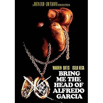 Bring Me the Head of Alfredo Garcia (1974) [DVD] USA import