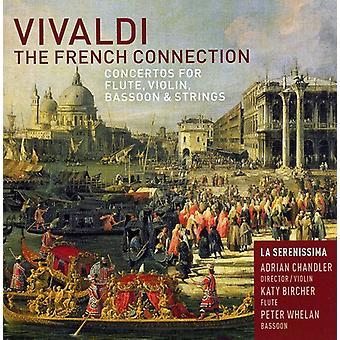 A. Vivaldi - Vivaldi: The French Connection [CD] USA import