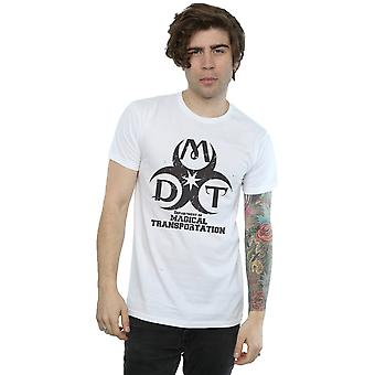 Harry Potter Men's Department Of Magical Transportation Logo T-Shirt