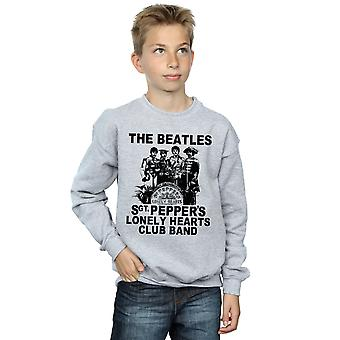 The Beatles Boys Lonely Hearts Club Band Sweatshirt