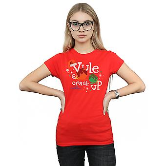 National Lampoon's Christmas Vacation Women's Yule Crack Up T-Shirt