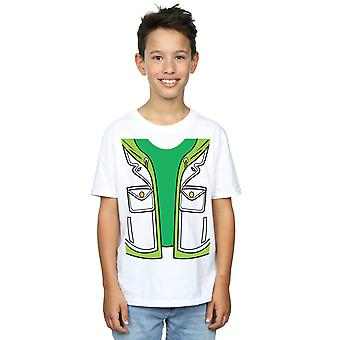 Big Bang Theory Boys Leonard Hofstadter Costume T-Shirt