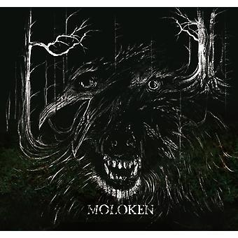 Moloken - We All Face the Dark Alone [CD] USA import