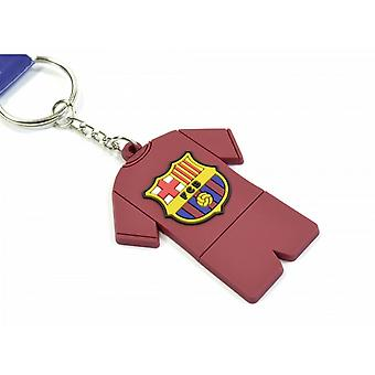 FC Barcelona ufficiale PVC completo Kit Keyring