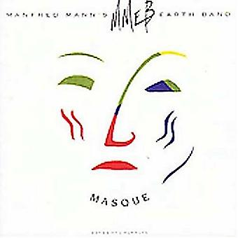 Manfred Mann's Earth Band - Masque [CD] USA import