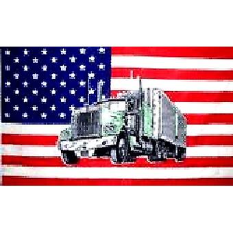 USA Amerikaanse 'Truck' vlag