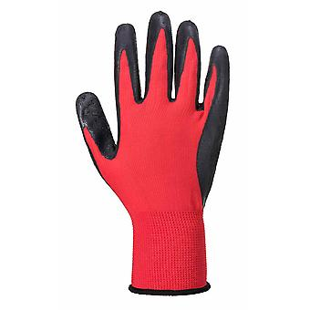 Portwest - Flex Grip Latex Work Breathable Glove (1 Pair Pack)