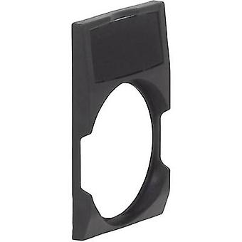 BACO BALWP4 Label holder square Black 1 pc(s)