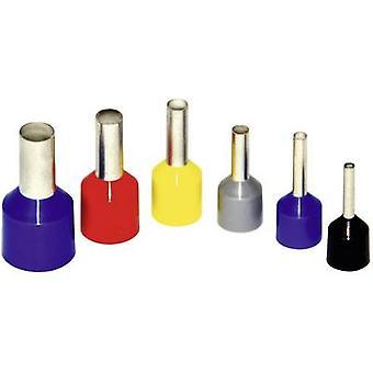 Vogt Verbindungstechnik 460610ks Ferrule 4 mm² Delvis isolert Grå 100 stk.(er)