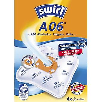 Swirl A06 Airspace Vacuum cleaner bag 4 pc(s)