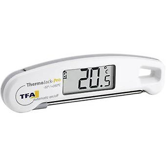 TFA Dostmann Thermo Jack PRO Probe thermometer (HACCP) Temperature reading range -50 up to 350 °C Sensor type K Complies with HACCP standards