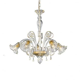 Ideal Lux ca DGold Sp5