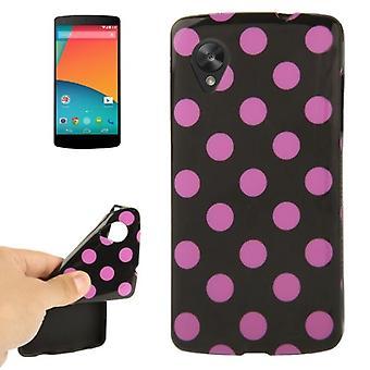 Protective case for cell phone LG Google nexus 5 / E980