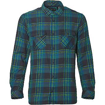 O'Neill Mens Violator Flanel Fit Regular Shirt met lange mouwen