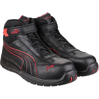 Puma Safety Footwear Mens Daytona Mid SRC Lace Up S3 HRO Safety Boots