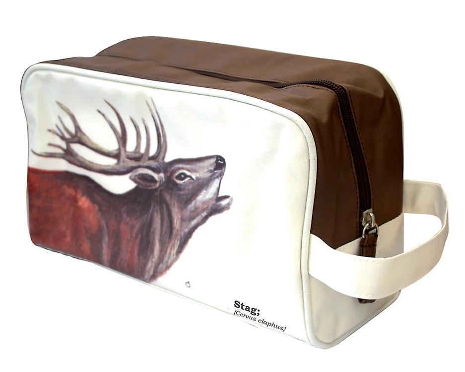 Hirsch-Kulturtasche - Ecologie Wild Tiere Reihe von Geschenk-Republik