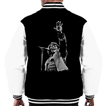 James Brown Live At Wembley 1991 Men's Varsity Jacket