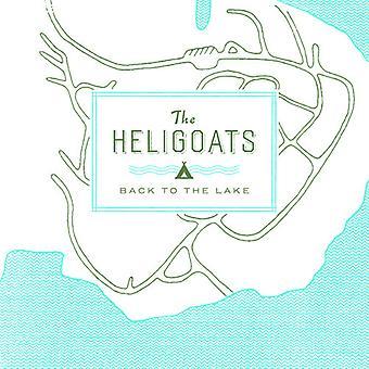 Heligoats - Back to the Lake [CD] USA import
