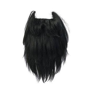 Olbrzym sklejony brodę. Czarne.