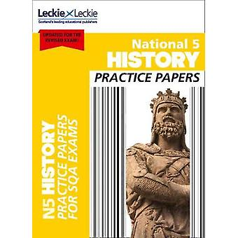 National 5 History Practice Papers for SQA Exams (Practice Papers for