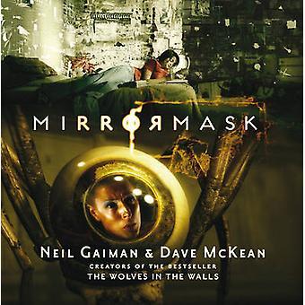 Mirrormask by Neil Gaiman - Dave McKean - 9780747599869 Book