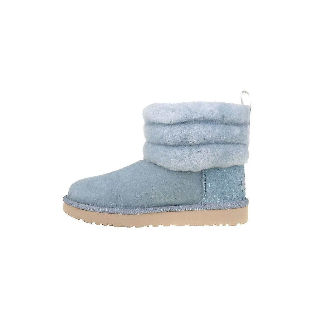 UGG Fluff Mini Quilted 1098533SCC universal winter women shoes