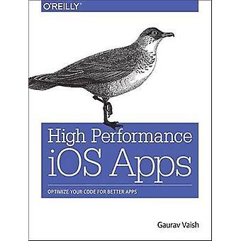 Tehokas-iOS-ohjelmat - optimoit koodia hankehakemuksen Juhani
