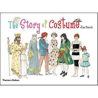 Die Geschichte des Kostüms von John Peacock - 9780500513095 Buch