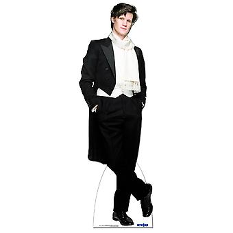 O 11º Doctor Wedding Suit - Recortado de Papelão do Tamanho da Vida / Standee (Matt Smith)