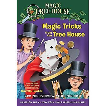 Magische Tricks aus dem Baumhaus: ein lustiges Begleiter auf Magic Tree House #50: Hurry Up, Houdini!