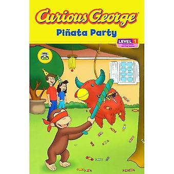 Neugierig George Pinata Party (Turtleback Schule &; Bibliothek verbindlich Edition)
