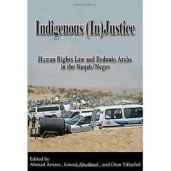 Indigene (Justiz In)