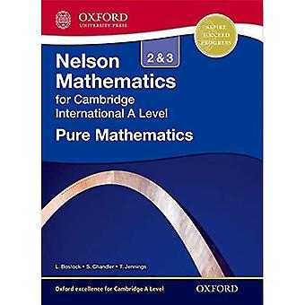Ren matematik 2 och 3 för Cambridge International A nivå