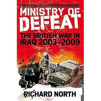 Ministerie van nederlaag 2003-2009: de Britten in Irak