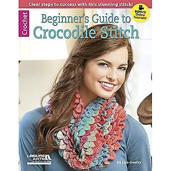 Nybörjarguide till krokodil Stitch: rensa steg till framgång med denna fantastiska stygn!