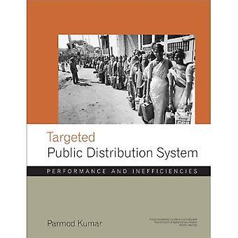 Kohdennettuja julkiseen jakojärjestelmään