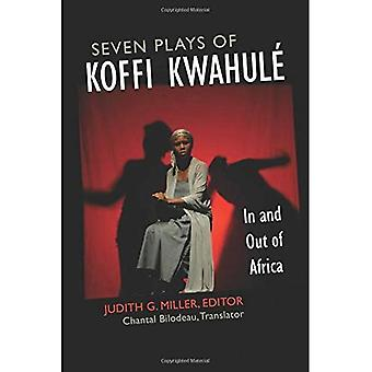 Sieben Stücke von Koffi Kwahul: in und aus Afrika (Afrikanische Perspektiven)