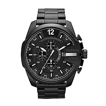 Diesel Analog Watch with metal plated stainless steel DZ4283